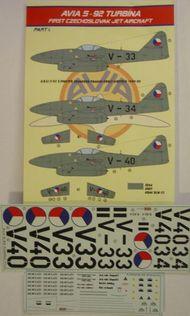 Avia S-92 Turbina (Czechosl.) Part I #KORD4883