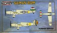 Saiman 202M Foreign Service #KORPK72103