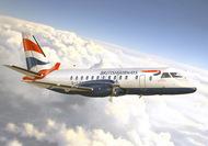 Kopro Models  1/250 Saab 340 British Airways, Air Ostrava - Pre-Order Item KPM2502