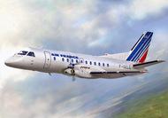 Kopro Models  1/250 Saab 340 Air France, Tatra Air - Pre-Order Item KPM2503