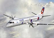 Kopro Models  1/250 Saab 2000 Cross Air, SAS - Pre-Order Item KPM2506