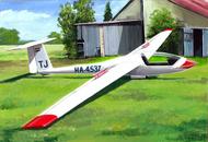 Grob Astir CS-77 (gliders) #KPM72131