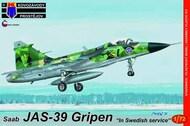 Saab JAS-39A 'Gripen' 'In Swedish Service' #KPM72162