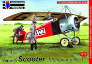 Sopwith Scooter 'Monoplane No.1' new mould #KPM72165