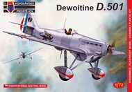 Dewoitine D.501 'In French service' new mould (not a PAVLA kit) #KPM72178