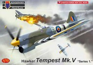 Hawker Tempest Mk.V 'Series 1' (not a Special Hobby kit) #KPM72221