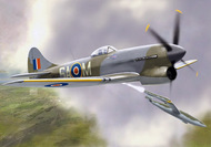 Hawker Tempest Mk.V 'No.486(NZ) Sq.' new tool (not a Special Hobby kit) #KPM72222