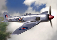 Hawker Tempest F.2 'Silver Wings' new tool (not a Special Hobby kit) - Pre-Order Item #KPM72228