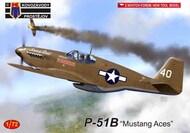 North-American P-51B 'Mustang Aces' #KPM72245