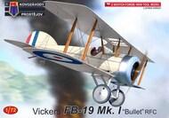 Vickers FB.19 Mk.I 'Early Bullet' #KPM72249