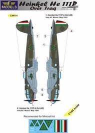 Heinkel He.111P over Iraq (MINIcraft) #LFMC44114