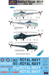 Sikorsky HR.1/5 Royal Navy in blue or grey over UK #LFMC48170