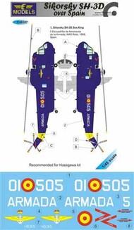 Sikorsky SH-3D Seaking over Spain #LFMC48187
