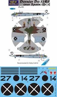Dornier Do.17E-1 over Spain III. #LFMC48193