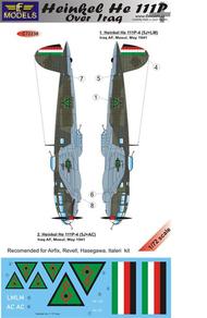 Heinkel He.111P Iraq Air Force #LFMC72238