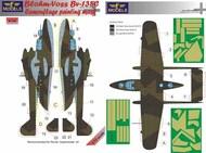 Blohm-und-Voss Bv.138 'Clog'  camouflage pattern paint mask #LFMM7280