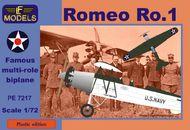 Romeo Ro.1 in US service (2x camo) #LFP72017