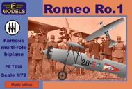 Romeo Ro.1 in Italian service early (3x camo) #LFP72018