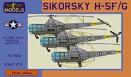 Sikorsky H-5F/H-5G (includes etched parts) #LFPE7228