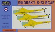 Sikorsky S-51 RCAF #LFPE7237