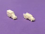 L Arsenal Models  1/350 GMC TRUCK Contient 5 GMC bGchTs et 5 GMC dTbGchTs. AC350-48