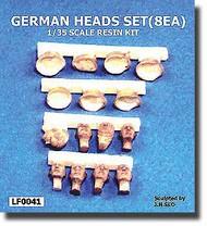 Legend Productions  1/35 German Head Set LF0041