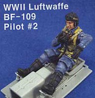 Legend Productions  1/24 Bf.109 Pilot #2 LF2402