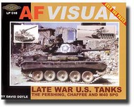 Letterman Publications   N/A Collection - AFVisuals: Late War U.S. Armor LPB018