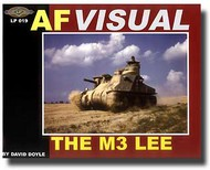 Letterman Publications   N/A Collection - AFVisuals: The M-3 Lee/Grant LPB019