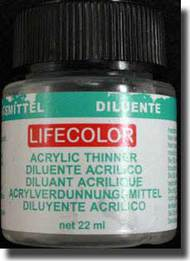 Life Color Paints  Thinner Acrylic Thinner LFCAT