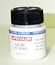 Life Color Paints  LifeColor 22ml Acrylic French Brown FS30045 Acrylic (22ml Bottle) LFC143
