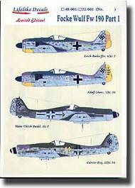 Focke Wulf Fw.190 Pt.I #LLD48001