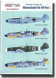 Messerschmitt Bf.109 Pt.I #LLD48002