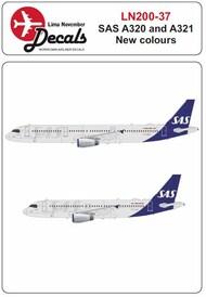Lima November  1/200 SAS new cs Airbus A320/A321 LN20037