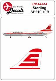Sterling Sud-Aviation SE-210 Caravelle 10B #LN44614