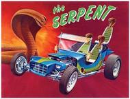 Lindberg  1/16 Serpent Show Rod LND137