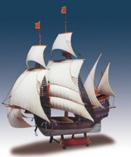 Lindberg  1/244 Santa Catarina Portuguese Man-O-War Sailing Ship LND202