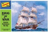 Lindberg  1/170 Brig of War American Revolutionary Warship LND203