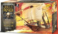 Lindberg  1/130 Jolly Roger Satisfaction of Captain Morgan Pirate Ship LND219