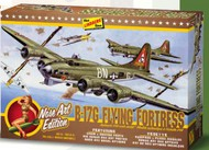 Lindberg  1/64 B-17G Flying Fortress Nose Art Edition Aircraft LND431