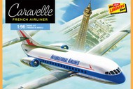 Lindberg  1/96 Caravelle French Airliner LND513