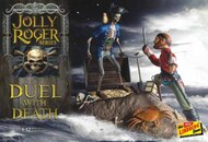Lindberg  1/12 Jolly Roger Duel with Death Diorama LND616