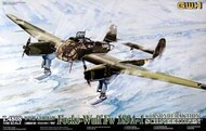 Lion Roar  1/48 WWII German Fw189A1 Aircraft w/Skis (Plastic Kit)- Net Pricing LNR4808