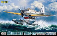 Lion Roar  1/48 TBD1A Devastator USN Floatplane (Plastic Kit)- Net Pricing LNR4812