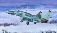 MiG-29SMT Fulcrum Multi-Role Fighter (Plastic Kit)- Net Pricing #LNR4818