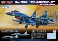 Su-35S Flanker E Multi-Role Fighter #LNR7207