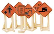 Lionel Trains  O O Construction Zone Sign #2 LIO681064