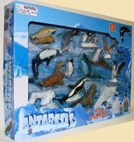 LONTIC COMPANY  1/32 Antarctic Wild Animals (12 diff/window-box) (D) LNT95403
