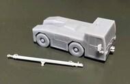 LP Models  1/144 Schopf F110 civil airliner tow truck. Includes Tow bar - Pre-Order Item LP14401