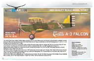 Lukgraph  1/32 Curtiss A-3 Falcon LUK32001